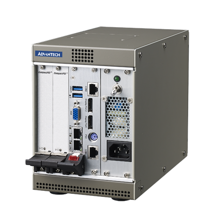 CompactPCI solutions offering rugged design, durability, hot-swapping and CT Buses.